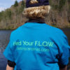 Find Your F.L.O.W. T-shirt back side