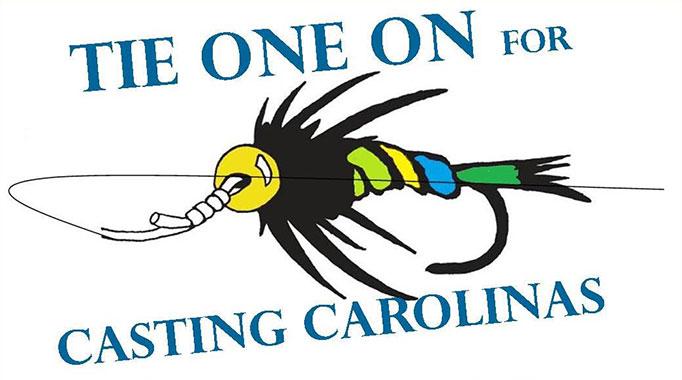 Tie One On Tournament Logo